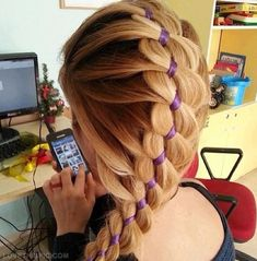 Thick Braid Pictures, Photos, and Images for Facebook, Tumblr, Pinterest, and Twitter