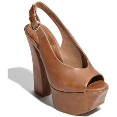 Jessica Simpson 'Prinnce' Sandal ($49) ❤ liked on Polyvore
