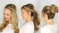 3 Summer Hairstyles | Missy Sue