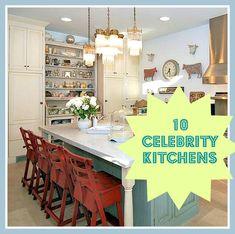 10 Celebrity Kitchens cover-Osbournes
