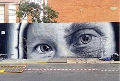 Street Art by David Esteban