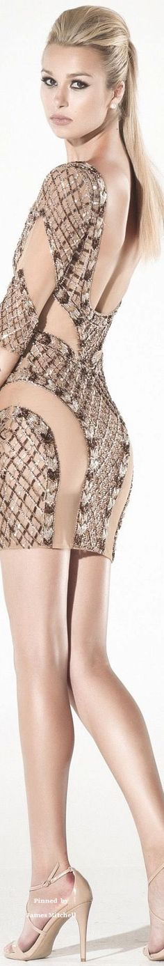 Charbel Zoe Couture Spring-summer 2016