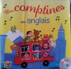 Mes comptines en anglais. Editions Millepages, mai 2010 Album, Mai, Toy Chest, Challenge, Toys, Decor, Languages, Activity Toys, Decoration