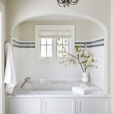 Tub Arch Design Ideas, Pictures, Remodel, and Decor - page 2
