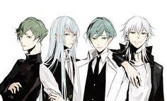 Chibi Boy, Anime Chibi, Touken Ranbu, Royal Milk Tea, Anime Guys, Beautiful Men, Character Design, Cosplay, Boys