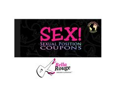 Sexual Position Coupons: 10 romantic Sex Coupons to give to your lover whenever you're feeling generous... and in the mood for hot sex! Each coupon offers a unique sexual position and offers sex position descriptions. #SexGames #Sex #Sexy #Coupons #SexCoupons