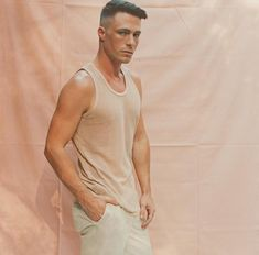 Colton Haynes, Actors & Actresses, Tank Man, Mens Tops, T Shirt, Instagram, Fashion, Supreme T Shirt, Moda