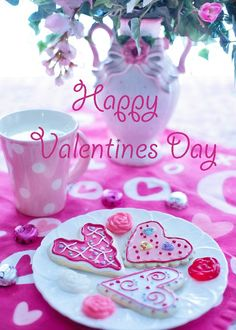Valentine's Day Wishes is a greatest celebration of love and caring. This day express love between friends, family love from child to parent or romantic lo Valentines Day Wishes, Romantic Love, Love Messages, Family Love, Birthday Cake, Happy, Food, Birthday Cakes, Love Notes