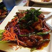 Blazing wings at Jitlada Authentic Thai Cuisine in Los Angeles