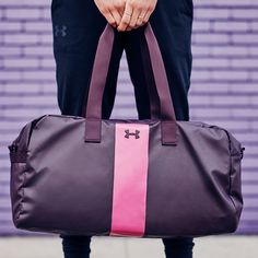 Under Armour Women's Universal Duffle.   Wherever you're headed, this is the bag to be carrying.