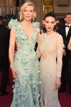 Cate Blanchett and Rooney Marah | Best Oscar Couples
