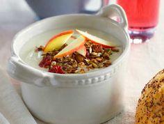 Recept på #Müsli i broschyren #Glutenfri på vår hemsida. #celiaki http://www.fria.se/hem.aspx