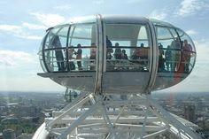 El London Eye - Londres | LUGARES SORPRENDENTES