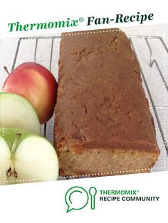 Recipe Apple Bread with Cinnamon Topping by ArwensThermoPics, learn to make this recipe easily in your kitchen machine and discover other Thermomix recipes in Baking - sweet. Lunch Box Recipes, Wrap Recipes, Apple Recipes, Sweet Recipes, Snack Recipes, Cooking Recipes, Lunchbox Ideas, Vegetarian Recipes, Apple Cinnamon Bread