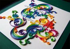 Home-Dzine - Wonderful ways to craft with paper: quilling tutorial