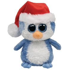 TY Beanie Boos - FAIRBANKS the Penguin ( Beanie Baby Size - 7 inch )