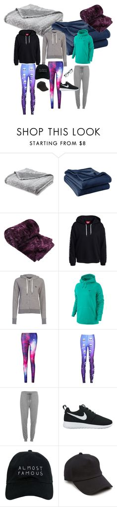"""Cozy"" by queen-sidney ❤ liked on Polyvore featuring French Connection, NIKE, Chicnova Fashion, Nasaseasons, rag & bone and Kate Spade"