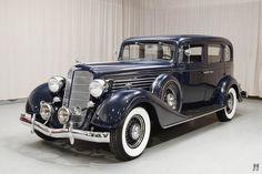 1935 Buick Model 67 Sedan - Hyman Ltd. Classic Cars