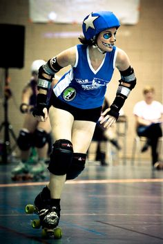 Roller Derby - Paris Roller Girls