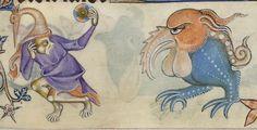 Medieval manuscripts blog: Animals