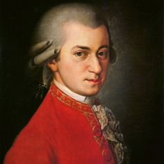 Wolfgang Mozart, January 27, 1756 - December 5, 1791. One of the four big composers in Vienna. He composed his well known symphonies, concertos, and operas in Vienna when he was around 25. (Thats amazing, being 25 and having composed so many pieces).