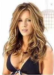 chunky highlights for dark brown hair | ... hair color,light brown hair: Pictures Light Brown Hair Highlights