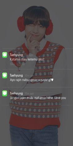 Boyfriend Kpop, Get A Boyfriend, Taehyung Abs, Bts Jungkook, Chat Line, Bts Lyrics Quotes, Bts Texts, Self Reminder, Hanbin