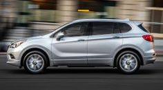 2017 Buick Envision Review: Good SUV Strong Competition