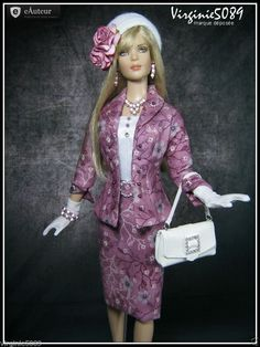 Tenue Outfit Accessoires Chaussures Pour Tonner Doll Sydney Tyler Body 16 034 | eBay