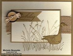 Nice card for an outdoorsman