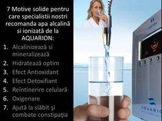 Secretul sanatatii-apa ALCALINA
