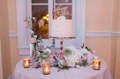 Amanda & Sean's Romantic Winter Wedding at Josephine Butler Parks Center | Images: Candice Adelle Photography