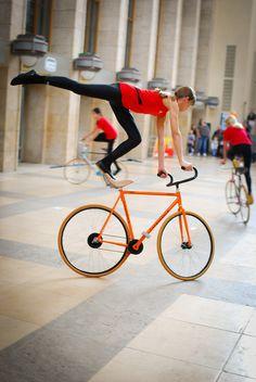 Bicycle Tricks #bike #bicycle #cycling,
