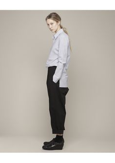 yohji yamamoto shirt -- exchange these awful shoes for anything else,lol