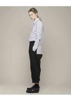 yohji yamamoto shirt -- exchange these awful shoes for anything else,lol