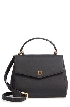 e44652a6d54 Tory Burch Robinson Small Leather Satchel available at  Nordstrom Tory  Burch