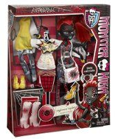 Monster High WYDOWNA SPIDER I Love Fashion Doll
