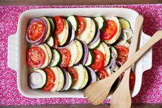 Рататуй с сыром - пошаговый рецепт приготовления с фото