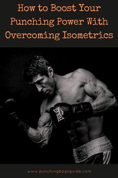 Did you know that by overcoming isometrics you can increase your punching power? Learn why and how to train to throw more powerful punches. Home Boxing Workout, Abs Workout Video, Kickboxing Workout, Dumbbell Workout, Workout Ideas, Boxing Techniques, Martial Arts Techniques, Art Techniques, Kettlebell Challenge