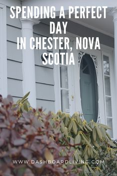 Nova Scotia is a wonderful province for day trips, with lots of places to visit and tons of things to do. Here's how you can spend a perfect day in Chester. Nova Scotia Travel, Visit Nova Scotia, Travel Guides, Travel Tips, A Perfect Day, Canada Travel, Chester, Day Trips, Things To Do