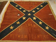 NC battle flags | Army of Northern Virginia Battle Flag of the 6th North Carolina State ...