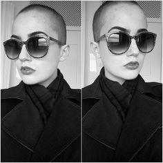 Sunglasses #hairdare