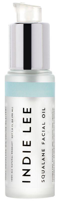 Indie Lee Squalane Facial Oil Must-Have Gesichtsöl zur Stärkung der Hautelastizität. Das Hautgefühl ist wahnsinnig gut und zieht schnell ein.