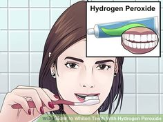 Image titled Whiten Teeth With Hydrogen Peroxide Step 1