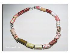 #collana_carta #paper_jewellery