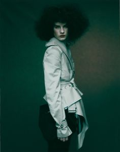 Photography: Paolo Roversi Styling: Jane How Model: Querelle ISSUES Jane How, Paolo Roversi, Querelle