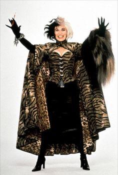 anthony powell cruella deville costumes - Google Search