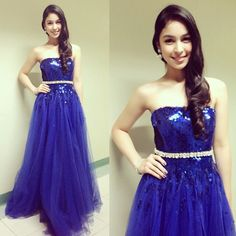 .@boopyap | @Julia Barretto wearing @anthonyramirezs for the Unilever Event! @kimiyap | Webstagram - the best Instagram viewer