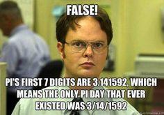 Pi Day Funny