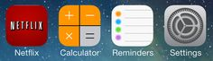 Onewaymarket.info: Apple inadvertently asking developers for iOS 7-optimized app icons